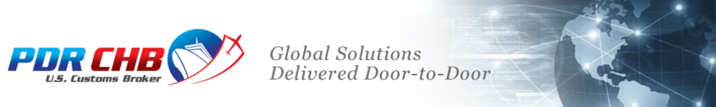 PDR CHB - US Customs Brokers Services
